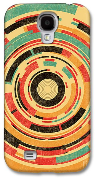 Colored Galaxy S4 Cases - Space Odyssey Galaxy S4 Case by Budi Satria Kwan