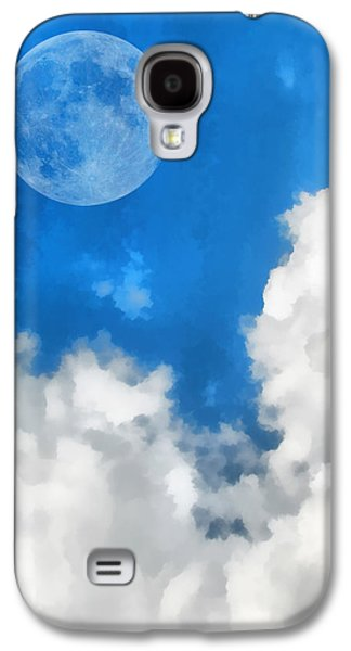 Photo Manipulation Digital Galaxy S4 Cases - Speak To The Sky Galaxy S4 Case by Wendy J St Christopher