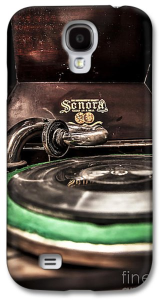 Analog Galaxy S4 Cases - Spin that Record Galaxy S4 Case by Darcy Michaelchuk