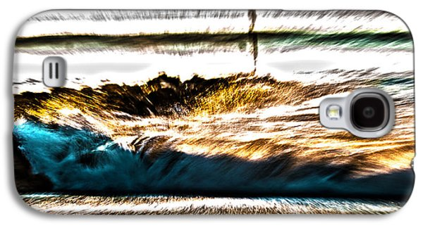 Poster Art Galaxy S4 Cases - Spindrift Galaxy S4 Case by Jb Atelier