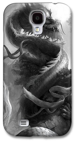 Fantasy Mixed Media Galaxy S4 Cases - Spirit of Vietnam Galaxy S4 Case by Steve Goad