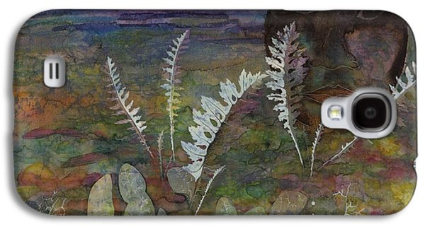 Landscapes Tapestries - Textiles Galaxy S4 Cases - Spirit on the Tundra Galaxy S4 Case by Carolyn Doe