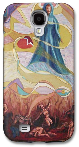 Leclair Galaxy S4 Cases - Spiritual Experience Galaxy S4 Case by Suzanne  Marie Leclair