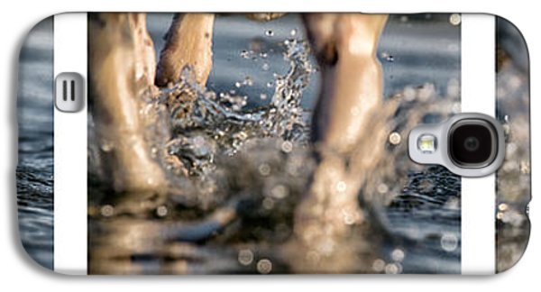 Nature Abstract Galaxy S4 Cases - Splash Galaxy S4 Case by Stylianos Kleanthous