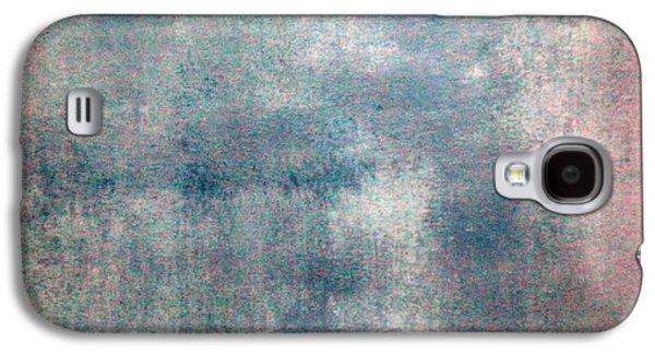 Aqua Condominiums Galaxy S4 Cases - Sponged Galaxy S4 Case by Joseph Baril