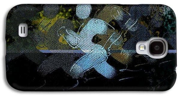 Sport B 10 Galaxy S4 Case by Theo Danella
