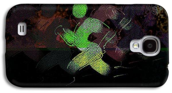 Sport B 7 Galaxy S4 Case by Theo Danella