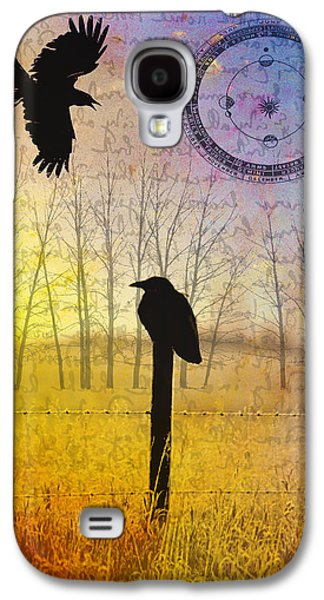 Judy Wood Galaxy S4 Cases - Spread the Word Galaxy S4 Case by Judy Wood