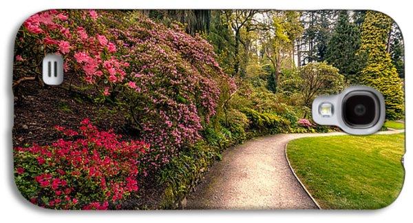 Spring Footpath Galaxy S4 Case by Adrian Evans