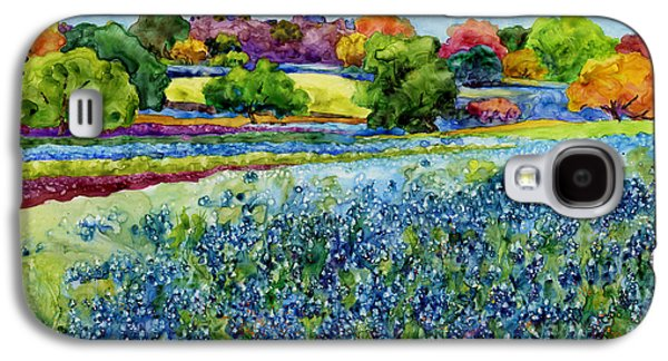 In Bloom Galaxy S4 Cases - Spring Impressions Galaxy S4 Case by Hailey E Herrera
