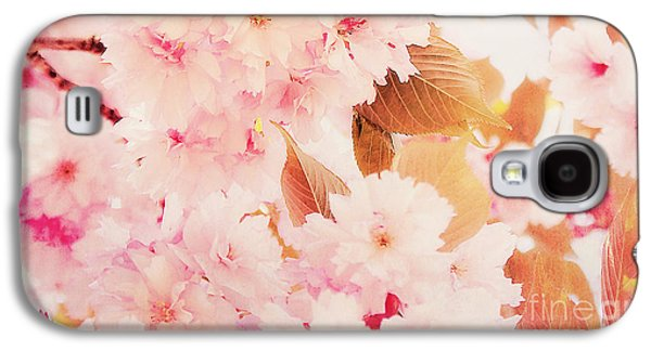 Spring Love Galaxy S4 Case by Angela Doelling AD DESIGN Photo and PhotoArt