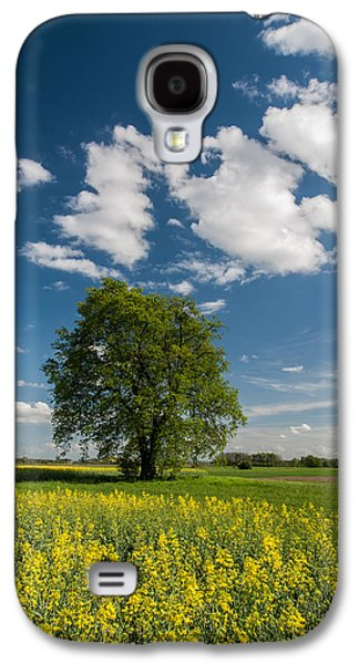 Landscapes Photographs Galaxy S4 Cases - Spring Rhapsody Galaxy S4 Case by Davorin Mance