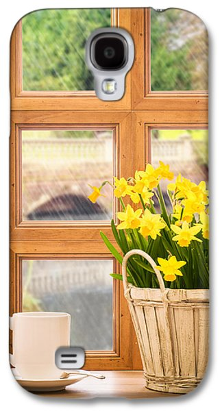 Concept Photographs Galaxy S4 Cases - Spring showers Galaxy S4 Case by Amanda And Christopher Elwell