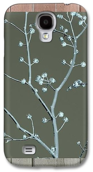 Landscape Acrylic Prints Galaxy S4 Cases - Spring Wall  Galaxy S4 Case by France Laliberte
