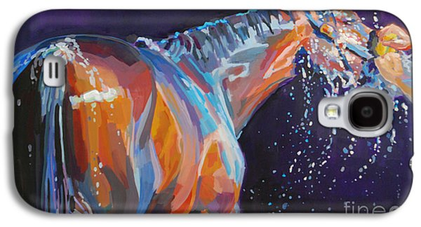 Squeaky Clean Galaxy S4 Case by Kimberly Santini