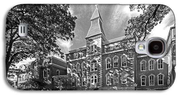 Quad Galaxy S4 Cases - St. Ambrose University Ambrose Hall Galaxy S4 Case by University Icons