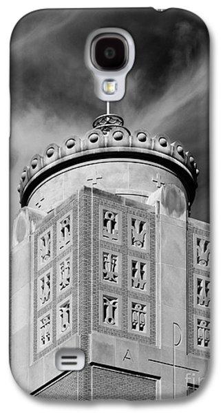Quad Galaxy S4 Cases - St. Ambrose University Christ the King Chapel Galaxy S4 Case by University Icons