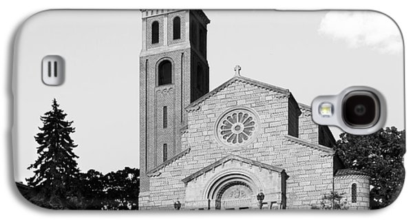 Catherine Galaxy S4 Cases - St. Catherine University Our Lady of Victory Chapel Galaxy S4 Case by University Icons