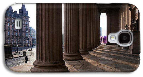 St George Galaxy S4 Cases - St Georges Hall, Lime Street Galaxy S4 Case by Panoramic Images