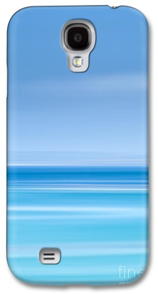 Deep Blue Galaxy S4 Cases - St Ives harbour Galaxy S4 Case by John Farnan