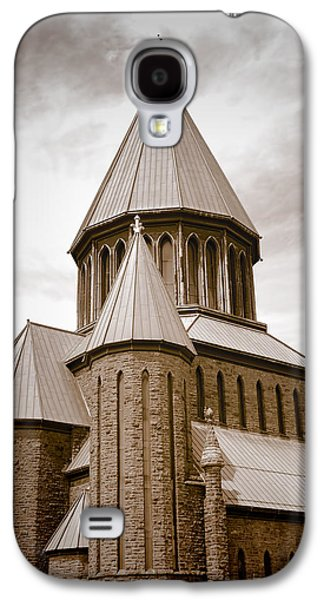St John The Evangelist Galaxy S4 Cases - St John Evangelist - Schenectady Galaxy S4 Case by Ray Summers Photography