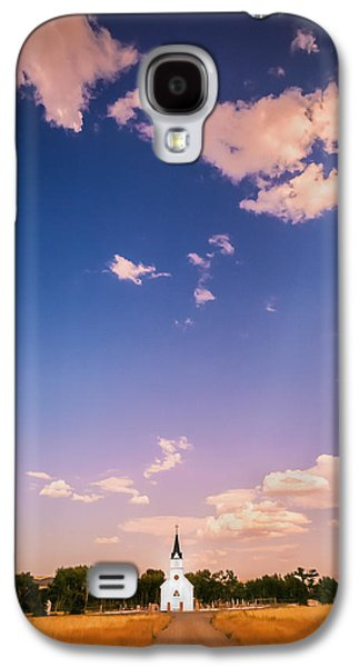 St John The Evangelist Galaxy S4 Cases - St John the Evangelist Catholic Church   Galaxy S4 Case by Rich Franco