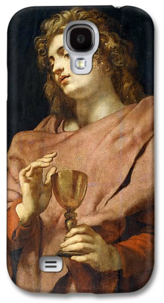 St John The Evangelist Galaxy S4 Cases - St John the Evangelist Galaxy S4 Case by Peter Paul Rubens
