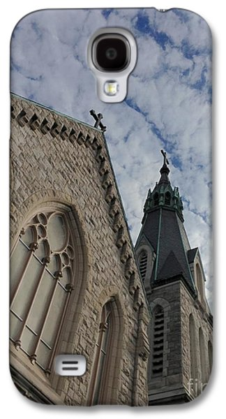 St John The Evangelist Galaxy S4 Cases - St. Johns Galaxy S4 Case by Christopher Plummer