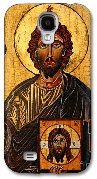 St. Jude The Apostle Galaxy S4 Case by Ryszard Sleczka