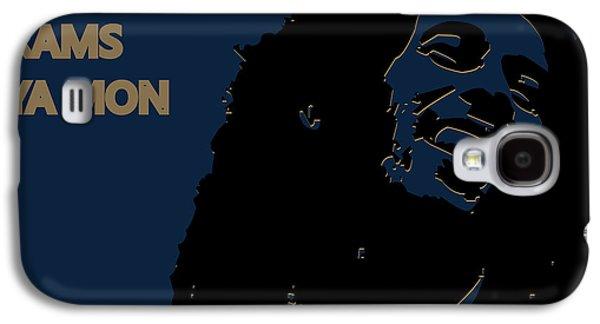 St Louis Rams Ya Mon Galaxy S4 Case by Joe Hamilton