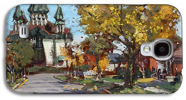 St. Marys Ukrainian Catholic Church Galaxy S4 Case by Ylli Haruni