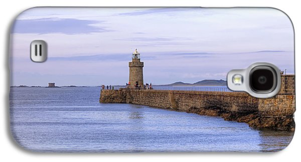 Castle Photographs Galaxy S4 Cases - St Peter Port - Guernsey Galaxy S4 Case by Joana Kruse