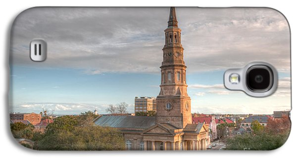 Towe Galaxy S4 Cases - St. Philips Church in Charleston South Carolina. Galaxy S4 Case by Dale Powell
