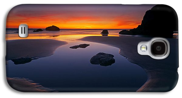 Stone Galaxy S4 Cases - Stacks and Stones Galaxy S4 Case by Mike  Dawson