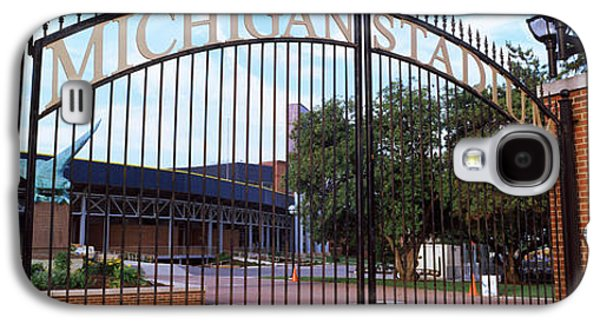 Stadium Of A University, Michigan Galaxy S4 Case by Panoramic Images