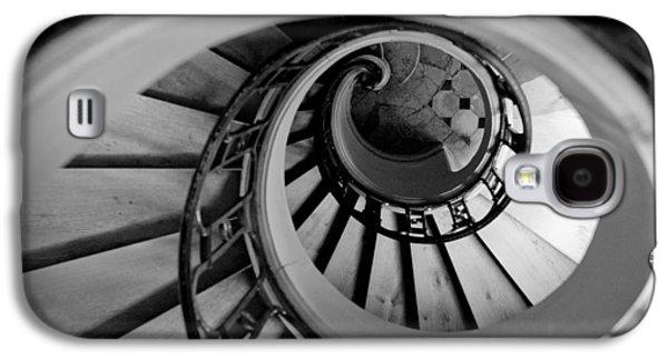 Circular Galaxy S4 Cases - Staircase Galaxy S4 Case by Sebastian Musial