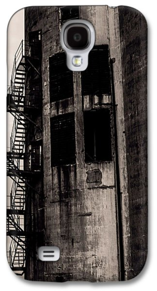 Feed Mill Galaxy S4 Cases - Stairs to Nowhere Galaxy S4 Case by Jim Markiewicz