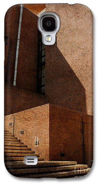 Light Galaxy S4 Cases - Stairway to Nowhere Galaxy S4 Case by Lois Bryan