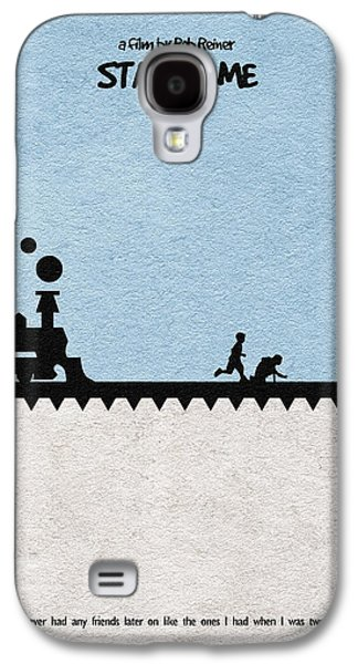 Running Digital Galaxy S4 Cases - Stand by Me Galaxy S4 Case by Ayse Deniz