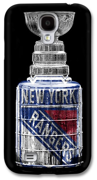 Hockey Photographs Galaxy S4 Cases - Stanley Cup 4 Galaxy S4 Case by Andrew Fare