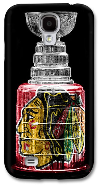 Hockey Photographs Galaxy S4 Cases - Stanley Cup 6 Galaxy S4 Case by Andrew Fare