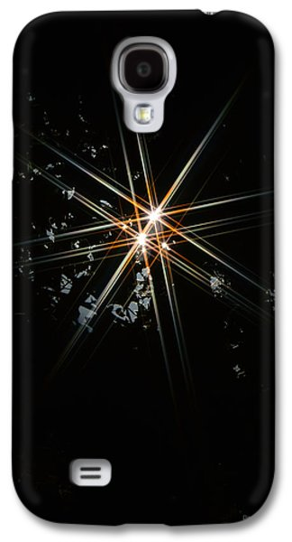 Stargazing Galaxy S4 Cases - Star Bright Galaxy S4 Case by Donna Blackhall