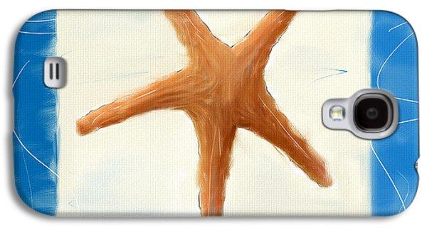 Starfish Galore Galaxy S4 Case by Lourry Legarde