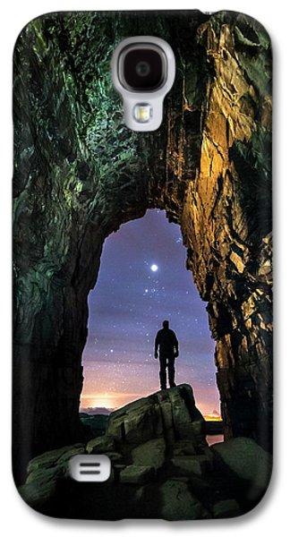 Stargazing Galaxy S4 Case by Tommy Eliassen