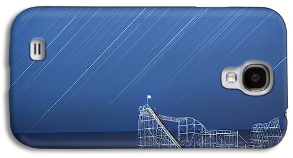 Starjet Under The Stars Galaxy S4 Case by Michael Ver Sprill