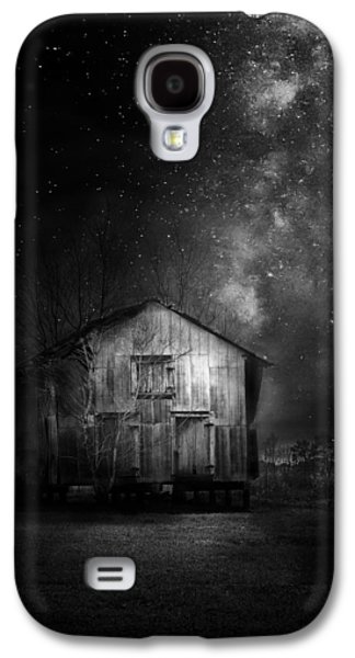 Shed Photographs Galaxy S4 Cases - Starry Night Galaxy S4 Case by Marvin Spates