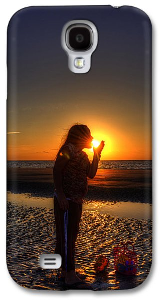 Anticipation Photographs Galaxy S4 Cases - Starting Your Day Galaxy S4 Case by Greg and Chrystal Mimbs