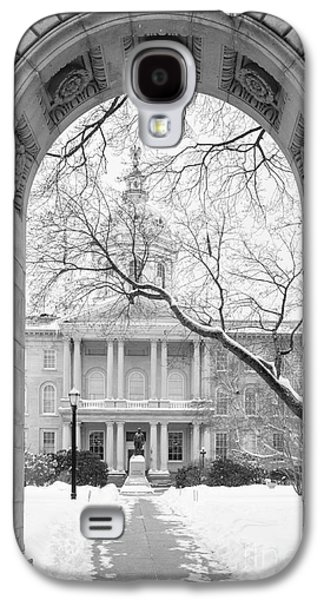 Concord Galaxy S4 Cases - State Capital Building Concord New Hampshire 2015 Galaxy S4 Case by Edward Fielding