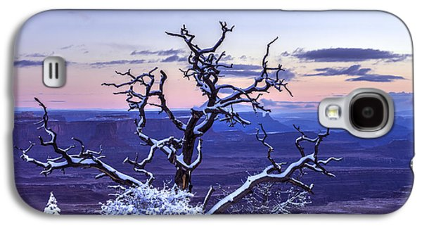 Southern Utah Galaxy S4 Cases - Steadfast  Galaxy S4 Case by Dustin  LeFevre