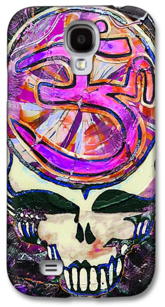 Religious Glass Art Galaxy S4 Cases - Steal Your Search For The Sound TWO Galaxy S4 Case by Kevin J Cooper Artwork